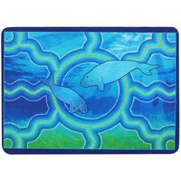 DUGONG Place Placemat  or Mousepad