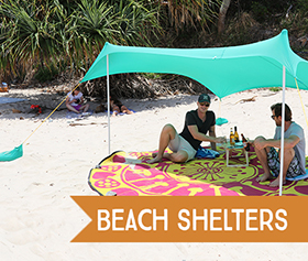 Beach Shelters